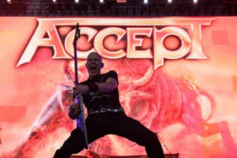 Accept no Monsters of Rock - Foto: Divulgação