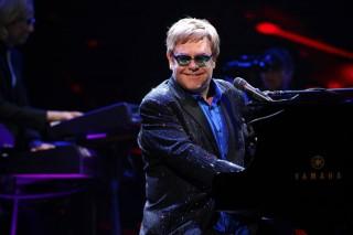 Elton John - Foto: Divulgação