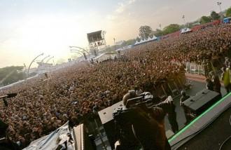 Monsters of Rock de 2013 na Arena Anhembi - Foto: Divulgação/MRossi