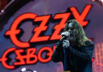 Ozzy Osbourne no Monsters - Foto: Divulgação Midiorama/Francisco Cepeda/Agnews