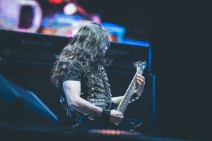 Show do Ozzy no Monsters - Gus G - Foto: Divulgações Monsters/Camila Cara