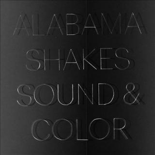 Sound & Color - Reprodução da capa do disco do Alabama Shakes