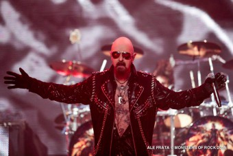 Judas Priest no Monsters of Rock - Foto: Divulgação Monsters of Rock/Ale Frata