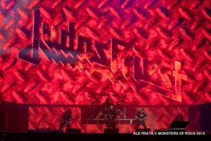 Judas Priest no Monsters of Rock - Foto: Divulgação Midiorama/Joshua Bryan