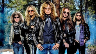 Whitesnake - Foto: Divulgação