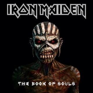 """Reprodução da capa de """"Book Of Souls"""", novo álbum do Iron Maiden"""