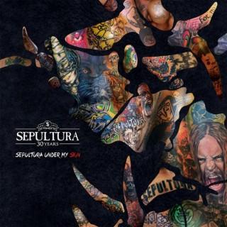 Sepultura Under My Skin - Reprodução da capa do EP