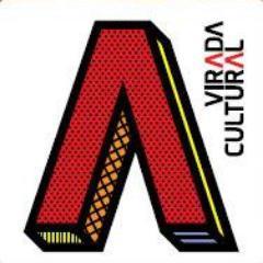 Virada Cultural 2015 - Reprodução do Logo