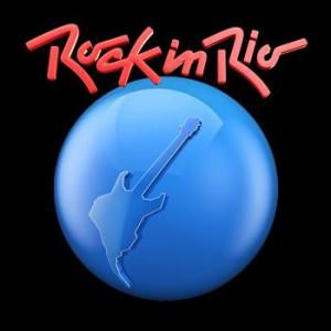 Rock in Rio - Reprodução do Logo