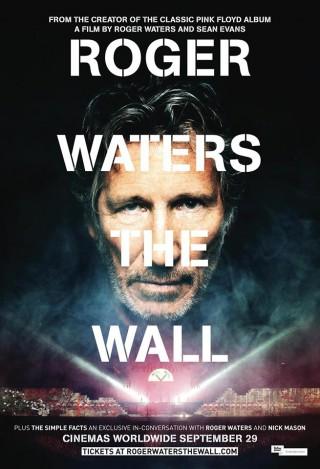 """""""Roger Waters The Wall"""" - Reprodução do Cartaz de Divulgação"""