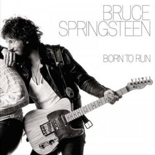 """""""Born to run"""" - Reprodução da Capa"""