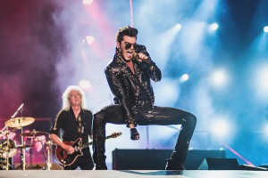 Queen + Adam Lambert no Rock in Rio - Foto: Divulgação Rock in Rio/I Hate Flash