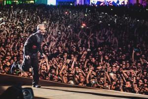 Slipknot no Rock in Rio - Foto: Divulgação Rock in Rio/I Hate Flash/Fernando Schlaepfe