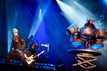 Slipknot no Rock in Rio - Foto: Divulgação Rock in Rio/I Hate Flash/Ariel Martini