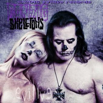 """Danzig - Reprodução da capa do álbum """"Skeletons"""""""