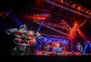 Slipknot em SP - Foto: Divulgação Midiorama/Stephan Solon/Move Concerts