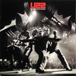 """U2 - Reprodução da capa de """"U22: A 22 Track Live Collection from U2 360°"""""""
