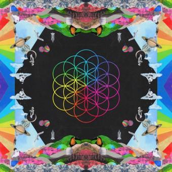 """Coldplay - Reprodução da capa do álbum """"A Head Full Of Dreams"""""""