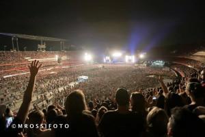 Pearl Jam em SP - Foto: Divulgação Time For Fun/MRossi