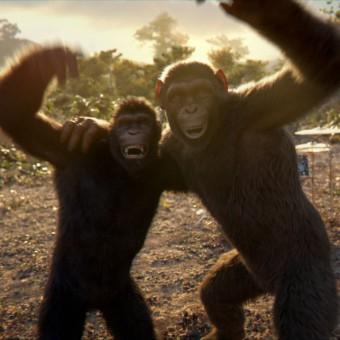 Coldplay - Reprodução de cena do novo clipe