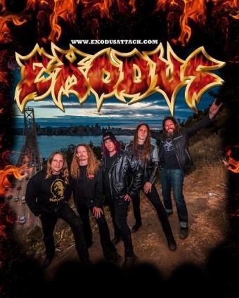 Exodus - Cartaz de Divulgação