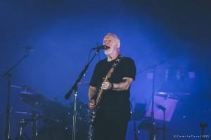David Gilmour em SP - Foto: Divulgação Mercury Concerts/Camila Cara