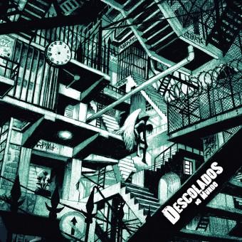 Reprodução da capa de 'Labirinto', do grupo Descolados do Mundo