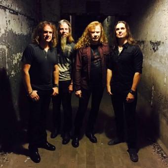 Megadeth - Foto: Divulgação