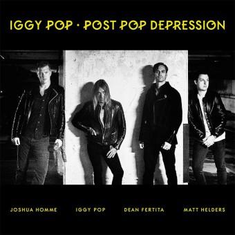 """""""Post Pop Depression"""" - Reprodução da capa"""