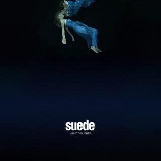 """Suede - Reprodução da capa do álbum """"Night Thoughts"""""""