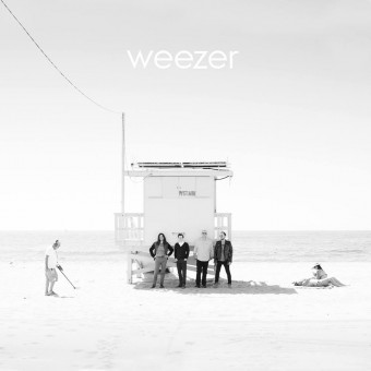 Weezer - Reprodução da capa do novo álbum