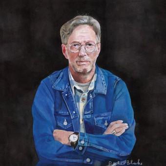 """Eric Clapton - Reprodução da capa do disco """"I Still Do"""""""