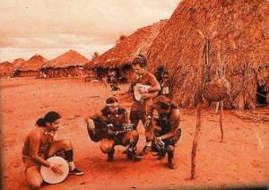 Sepultura na tribo Xavante - Foto: Divulgação