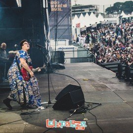 Alabama Shakes no Lollapalooza - Foto: Divulgação Lollapalooza/I Hate Flash