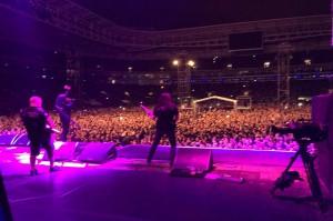 Anthrax na Arena do Palmeiras - Foto: Divulgação Anthrax