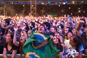 Iron Maiden e Anthrax na Arena do Palmeiras em SP - Foto: Divulgação Iron Maiden
