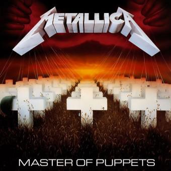 """""""Master of Puppets"""" - Reprodução da Capa"""