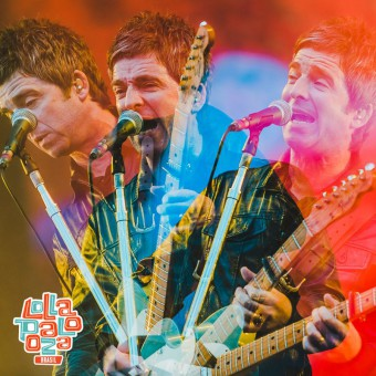 Noel Gallagher no Lollapalooza 2016 - Foto: Divulgação/I Hate Flash