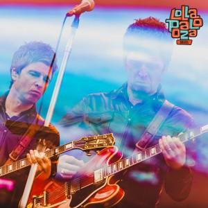 Noel Gallagher no Lollapalooza 2016 - Foto: Divulgação/I Hate Flash