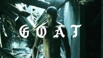 Reprodução de cena do clipe do The Cult