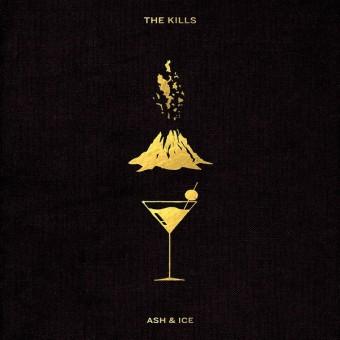 """The Kills - Reprodução da capa de """"Ash & Ice"""""""