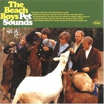 """""""Pet Sounds"""" - Reprodução da Capa"""