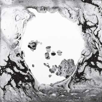 """Radiohead - Reprodução da capa do disco """"A Moon Shaped Pool"""""""