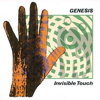 """""""Invisible Touch"""" - Reprodução da capa"""