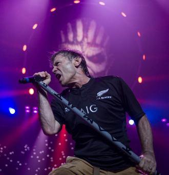 Iron Maiden - Bruce Dickinson - Foto: Divulgação