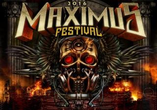 Maximus Festival - Cartaz de Divulgação