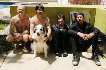 Red Hot Chili Peppers - Foto: Divulgação/Steve Keros