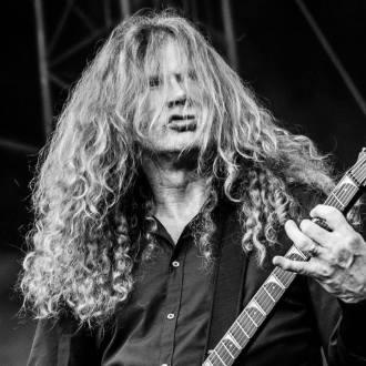 Dave Mustaine, do Megadeth - Foto: Divulgação