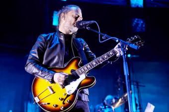 Radiohead em Nova York - Foto: Divulgação Madison Square Garden/Carl Scheffel
