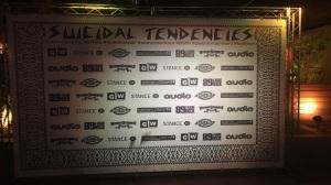 Suicidal Tendencies em SP com Dave Lombardo - Foto: Divulgação Hoffman & O'Brian